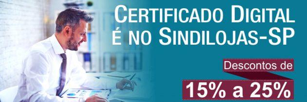 Certificado Digital banner