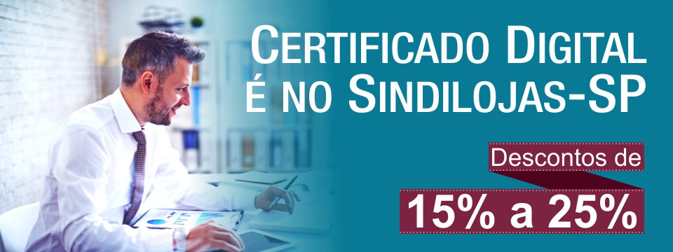 Certificado Digital banner