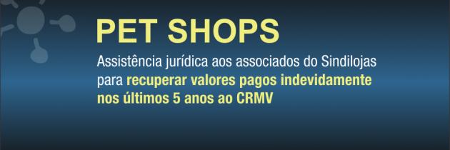 Pet Shop CRMV