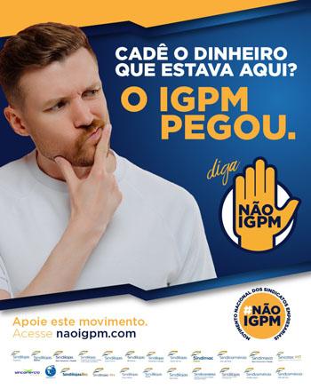 Campanha Não IGPM